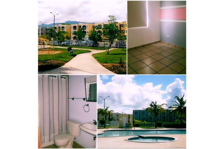 Baño Grande El Yunque: /WalkUp en Condominio-Miradores Del Yunque de 3 Cuartos y 2 Baños
