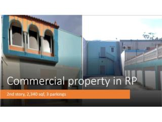 Centrally Located, 3 parkings property in RP, San Juan - Río Piedras Clasificados