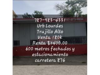 Alquiler URB. NUESTRA SENORA DE LOURDES, Trujillo Alto Puerto Rico