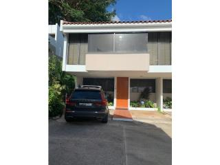 SAN PATRICIO CHALETS Town House - 3h, 2b, Guaynabo Clasificados