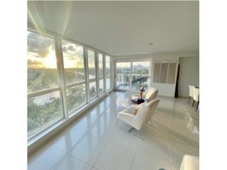 Alquiler Apartamento Amueblado en Aquablue, San Juan - Hato Rey Puerto Rico