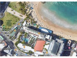 Long Term Rentals Estudio Cond Sea View by the Sea, San Juan - Condado-Miramar Puerto Rico