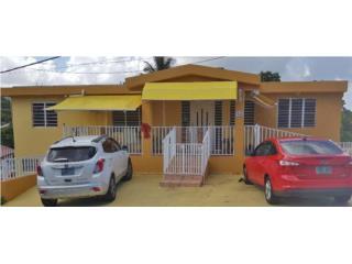 Alquiler El Naranjal, La Guasabara casa toda amueblada, Caguas Puerto Rico