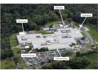 Alquiler Former Novartis Ex-Lax Pharma- Humacao, Humacao Puerto Rico