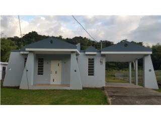 Casa, Moca, Las Marias, 3 cuartos, 2 Ba�os, 130k, Moca Real Estate Puerto Rico