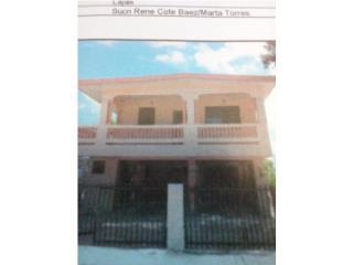 Barrio Cuesta Blanca, Casa Esquina, 5 cuartos, Lajas Bienes Raices Puerto Rico