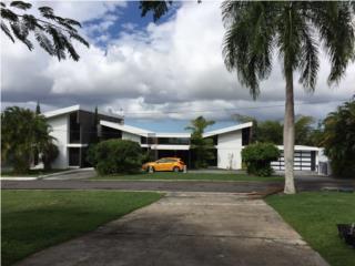 CASA SUNSET HILLS, 4 CUARTOS 4 BA�OS VISTA PANORAM, Guaynabo Real Estate Puerto Rico