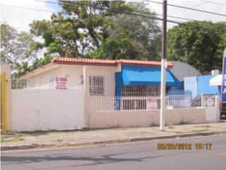 Influencia comercial, Ideal negocio y casa, Ponce Real Estate Puerto Rico