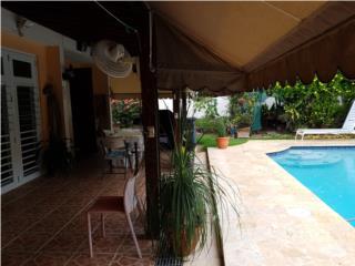 Camino del Sol I, Casa 3H y 2.5B, Piscina, 902 m2, Vega Baja Bienes Raices Puerto Rico