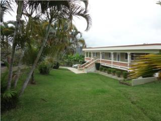 Bellísima residencia en Ángeles de Utuado , Utuado Bienes Raices Puerto Rico