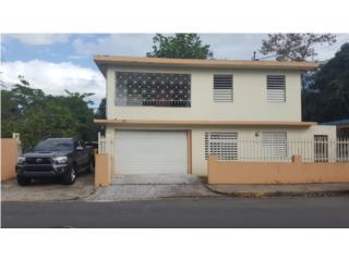 Casa de 2 niveles. Urb. José Mercado, caguas, Caguas Real Estate Puerto Rico