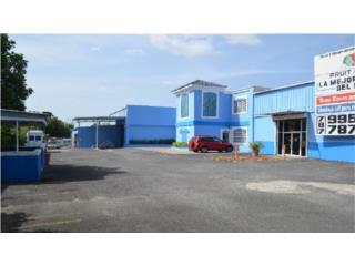 Venta de.lmacen Industria y Oficinas en Bay., Bayamón Bienes Raices Puerto Rico