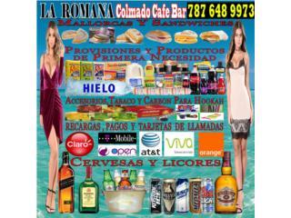 colmado cafe bar operando habre los 7 dia , San Juan-Santurce Real Estate Puerto Rico