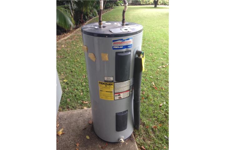 Calentadores de agua puerto rico - Precios de calentadores de agua ...