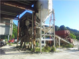 San Juan-Río Piedras Puerto Rico Equipo Comercial, Planta de cemento
