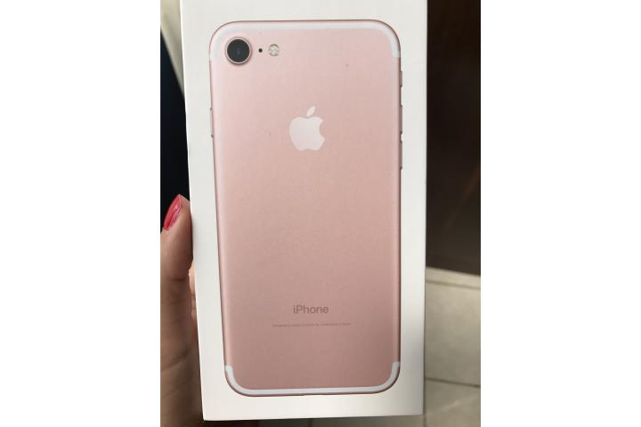 iphone pink gold iphone 7 pink gold 128 gb claro 12135