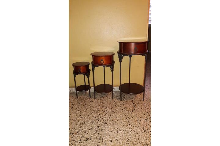 juego de 3 mesitas de home interiors puerto rico puerto rico caribbean furniture free home design ideas