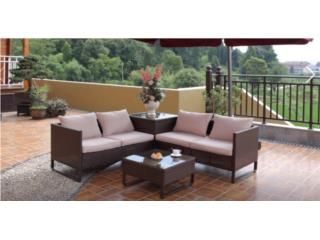 Muebles de patio puerto rico for Liquidacion muebles terraza