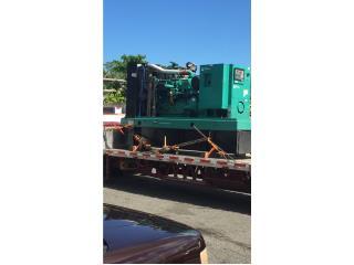 Guaynabo Puerto Rico Filtros de Agua, Planta Electrica - Generador - 400 kW NEW