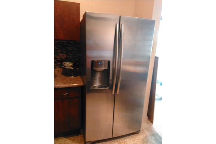 Nevera stainless side by side samsung puerto rico - Nevera side by side ...