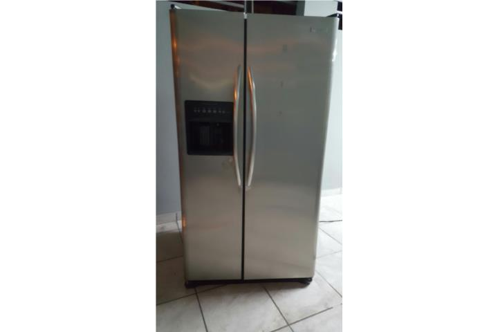 Nevera frigidaire side by side puerto rico - Nevera side by side ...