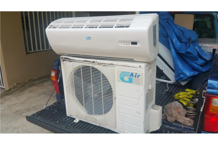 Aire acondicionado no inverter 12 000 btu puerto rico for Aire acondicionado 12000 frigorias
