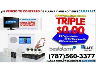 San Juan-Río Piedras Puerto Rico Sistemas Seguridad - Defensa personal, Cámaras de seguridad y Alarma