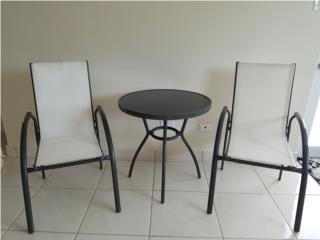Muebles de patio puerto rico for Puerto rico juego de mesa