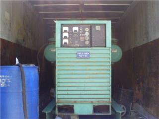 San Juan-Hato Rey Puerto Rico Equipo Comercial-Restaurantes y Cocinas, Detroit Diesel 1000kw Emergency Generator