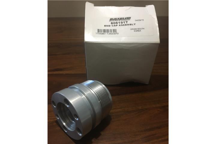 Alpha 8M0115362 New Mercruiser Trim Cylinder End Cap 806191T Bravo