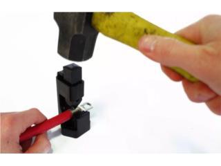 Bayamón Puerto Rico Mattreses, Crimping Tools para cable #8 a # 4/000  $34