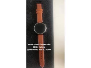 f0576db08c52 Reloj Fossil Smartwatch NUEVO Gen 4 Puerto Rico