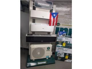 San Juan Puerto Rico Sistemas de Seguridad - Industrial, Innovair 12 btu seer19 $495 instalada