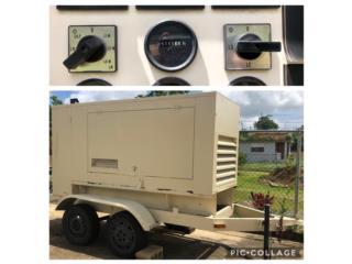 Caguas Puerto Rico Tormenteras, Planta FG WILSON PE110 trifasica
