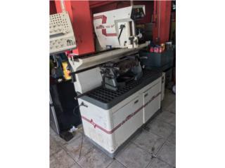 Yauco Puerto Rico Equipo Industrial, Máquina SUNNEN  MODELO VGS 20