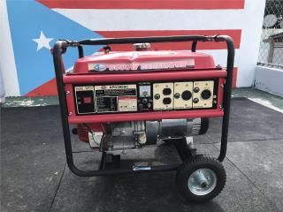 San Juan-Hato Rey Puerto Rico Casas Prefabricadas, Generador Electrico 6,000 Watts!