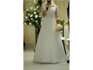 f6fbd8e99 Elegante Vestido de Novia Puerto Rico Clasificados Bodas Trajes de Novia