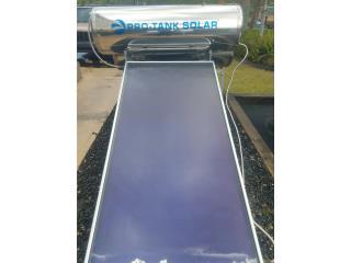 San Juan-Hato Rey Puerto Rico Enseres Neveras, Calentador solar variedades
