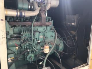 San Juan-Hato Rey Puerto Rico Enseres Secadoras, Volvo Penta Diesel Motor - Electric Generator