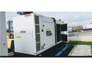 San Juan-Santurce Puerto Rico Acondicionadores Aire - Portable, Generador SDMO 458kw volvo penta