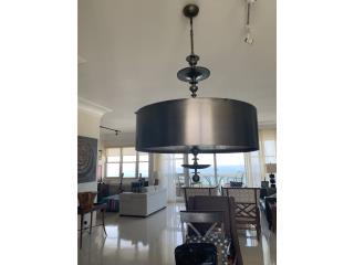 Aguada Puerto Rico Piscinas, Preciosa lampara de techo en bronce para casa