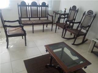 San Juan-Condado-Miramar Puerto Rico Plantas Electricas, Muebles antiguos