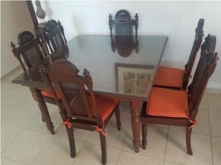 San Juan-Santurce Puerto Rico Herramientas, muebles mesa comedor antiguos