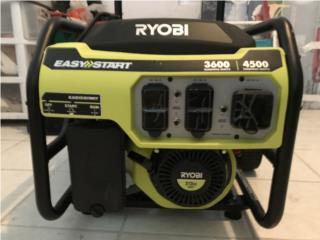 Cataño Puerto Rico Oficina, Ryobi Generator