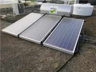 Vega Alta Puerto Rico Maquinas Lavado a Presion Equipo, Calentador Solar Mod. C-82-18-SS