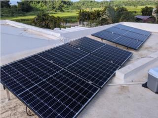 Ponce Puerto Rico Energia Renovable Solar, Panel Solar Canadian Solar 325W