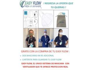 Aguadilla Puerto Rico Perfumes, Kit Mascarillas Ventilador y Filtro Easy Flow