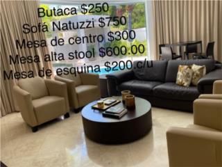 Bayamón Puerto Rico Tanques de Agua, Butacas,sofá,mesa alta ,mesa esquina.