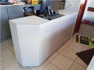 Dorado Puerto Rico Estructuras Prefabricadas, Counter para POS Caja Registradora
