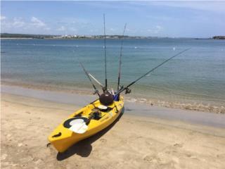 Caguas Puerto Rico Billares, Combo pesca en kayak
